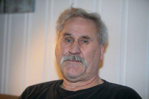JUBILANT: Morten Nylende Nilsen fra Gosenveien i Krokstadelva fyller 60 år torsdag 25. februar.