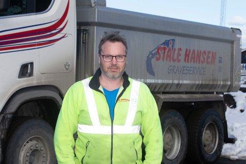 JUBILANT: Ståle Hansen fra Mjøndalen fyller 50 år torsdag 25.mars.
