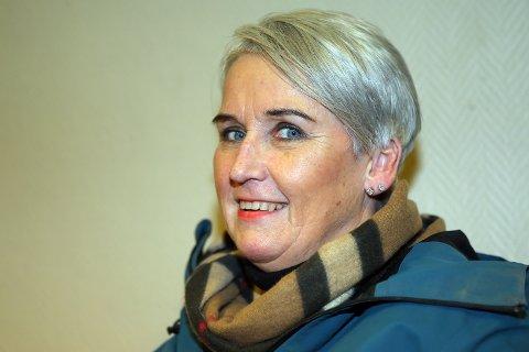 JUBILANT: Ann-Kristin Nedberg fra Mjøndalen fyller 60 år torsdag 1.april.