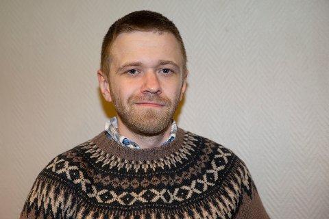 JUBILANT: Leon Halfdan Hære fra Solbergelva fyller 30 år torsdag 11. mars.