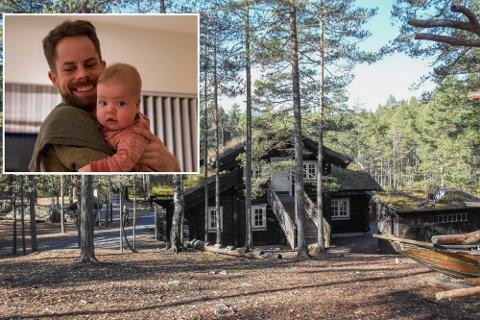 IKKE FORNØYD: Cirka 30 barn fikk ikke plass i Ormåsen barnehage, og politikerne har derfor sett på en alternativ løsning der en familiebarnehage blir opprettet på Ormåsen. Det er Petter Boysen skeptisk til.