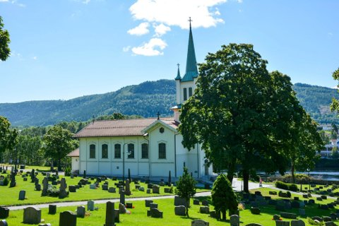 Nedre Eiker kirke
