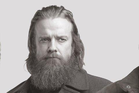 Pål Christien Eggen som Thorgrim Hammeren i Mammon 2.