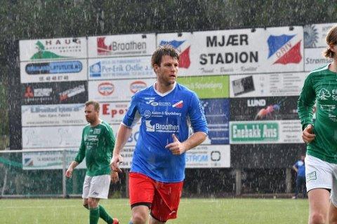 En av banens giganter, Eirik Sørsdal.