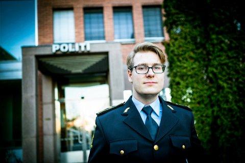 ALVORLIG: Politiadvokat Jon Andre Hvoslef-Eide i Øst politidistrikt, forteller at truslene skal ha kommet som følge av en ekteskapskrangel.