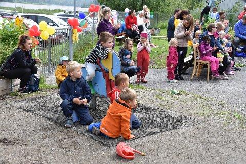 Mjær FUS barnehage.