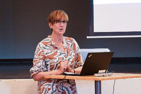 Rådmann Kjersti Øiseth fortalte i formannskapet i går kveld om mye usikkerhet rundt kommunens økonomi fremover.