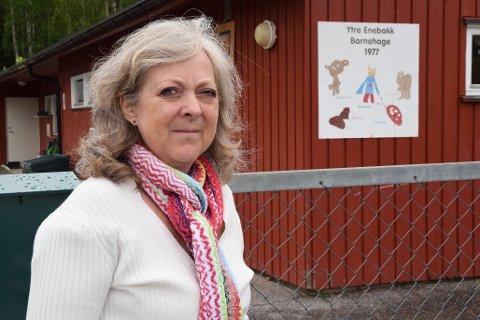 Gry Thorsteinsen, enhetsleder i Ytre Enebakk barnehage.