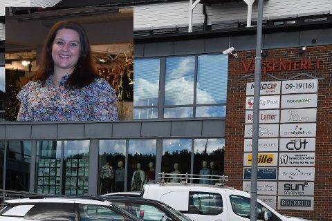 Lill Marita Røkeness er senterleder på Vågsenteret.