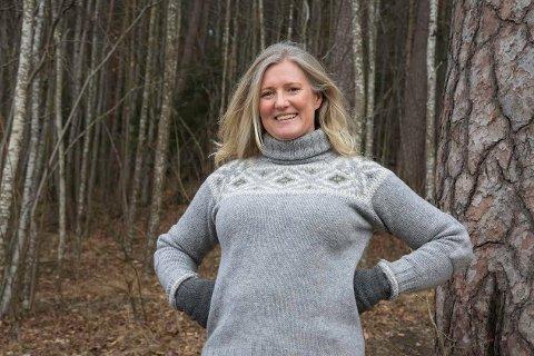 MYE OPPMERKSOMHET: Det ble mye oppstyr etter at Gunhild Alvik Nyborg deltok i «Debatten» på NRK, og kom med den nå etter hvert så berømte «Blücher-advarselen».