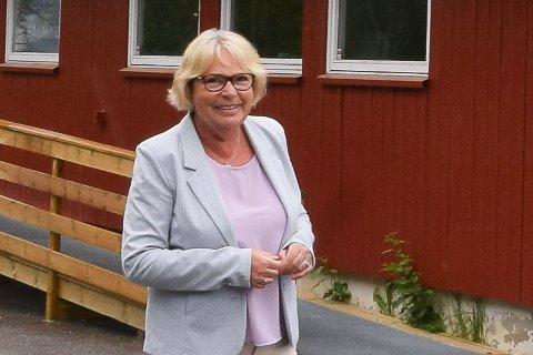 Jorun Roaldset, leder i NAV Enebakk.
