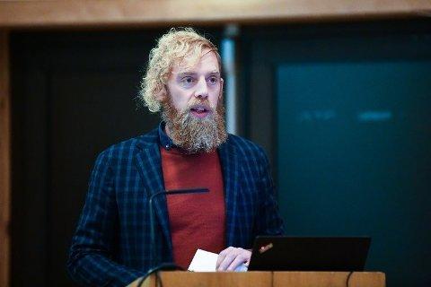 Olav Gjesdahl Weng er kommunalsjef for kultur, oppvekst og skole.