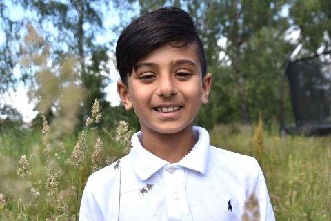 Ashar Khan fra Kirkebygda blir å se på kinolerretet når spillefilmen Storm har premiere neste år.  For den unge skuespilleren har opplevelsen gitt mersmak, selv om han drømmer om å bli pilot når han blir stor.