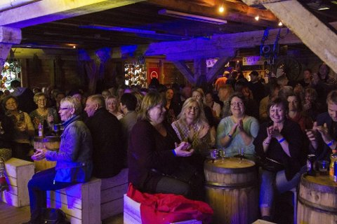 TRADISJON: Chrisfestivalen arrangeres for 18. året på rad til sommeren.