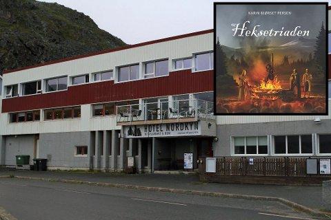 HEKSEBAD: Det blir hekseri på hotel Nordkyn i november.