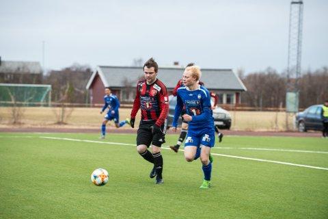 Honningsvåg møtte Porsanger på bortebane 16. mai. Porsanger vant 6-1.