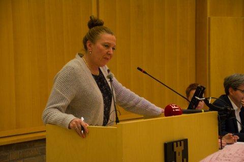 Kari Lene Olsen, gruppeleder Nordkapp AP.