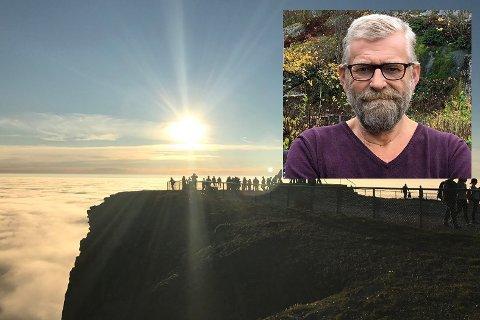 Kronikkforfatter av dette innlegget er Torbjørn Fjesme, Prosjektleder Nordkapp 1990 og Barn av Jorden