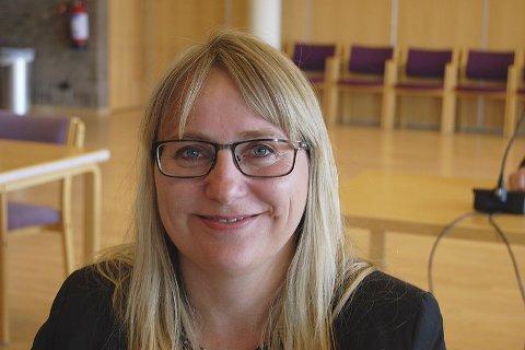 Karin Eriksen Fylkesråd for næring og miljø (SP)