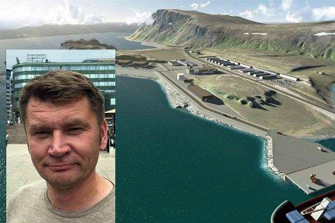 San Nilsen, leder i Nordkapp Høyre, er skuffet over eget parti.