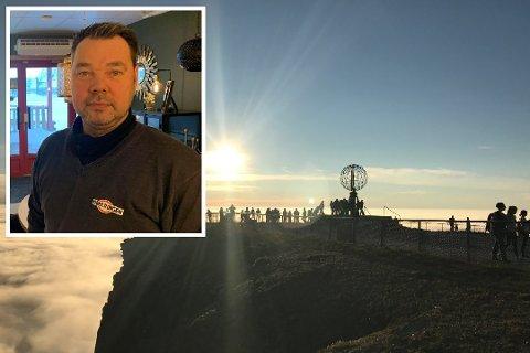 NY JOBB: Sten Marvin Olsen gir seg som daglig leder i Møbelringen og blir driftsdirektør på Nordkapp.