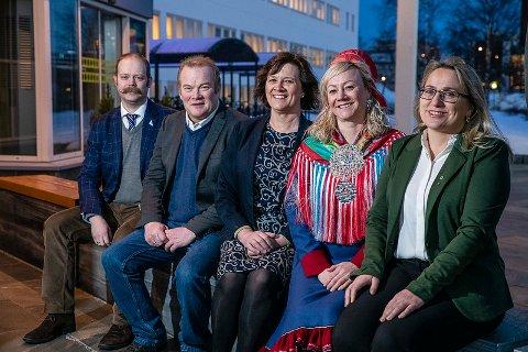 Fylkesrådet i Troms og Finnmark.