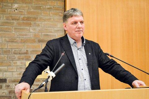 Geir Adelsten Iversen (SP)