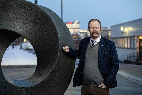 Fylkesråd for utdanning Bjarne Rohde.