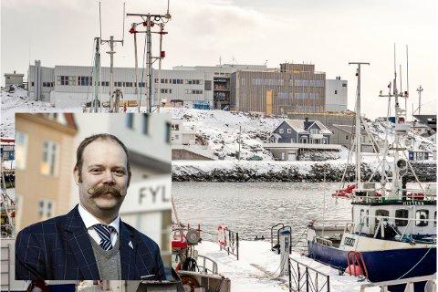 STÅR FAST: Fylkesråd Bjarne Rohde (SV) vil ikke utsette sammenslåingen av fagskolene i Troms og Finnmark til etter stortingsvalget til høsten, slik mange har tatt til orde for.