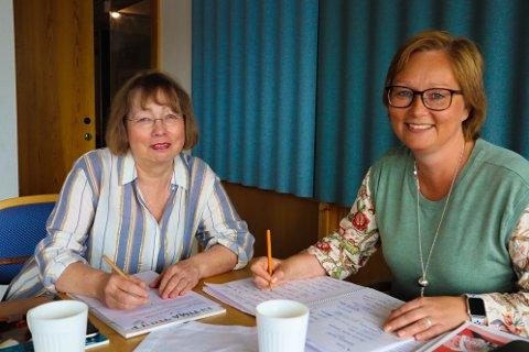 Heidi Holmgren og Marit Tjernstad har nå startet arbeidet med å lage et kulturmagasin som i all hovedsak skal være en videreutvikling av årboka sier Heidi Holmgren og understreker at årboka ikke forsvinner.
