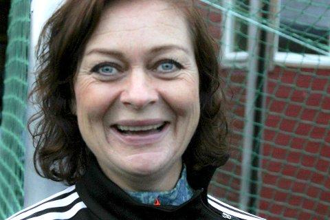 LEIAR: Julie Titlestad, Eikefjord IL vil fronte damesatsing.
