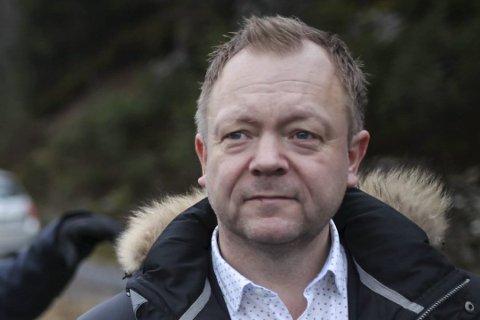 Bengt Solheim-Olsen (H) meiner det er uaktuelt å gi kommunesenterfunksjonen til Svelgen. Arkivfoto: Dag Nesbø Frøyen