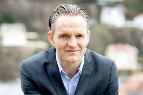 Jan Erik Kjerpeseth, Sparebanken Vest
