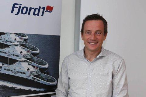 André Høyset i Fjord1.