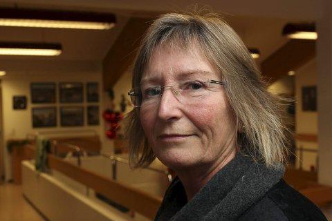 BETRE: Pleie og omsorgssjef i Flora kommune Ragnhild Holm meiner eit akutt dagtilbod på omsorgssenteret styrkar Flora kommune.