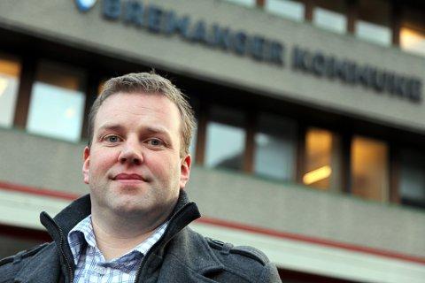 Karl Vidar Førde.