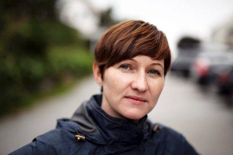 Hanne Husebø Kristensen:, Leiar i plan- og miljøutvalet i Flora kommune. Foto: Dag Nesbø Frøyen