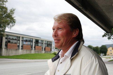Einar Årdalsbakke.
