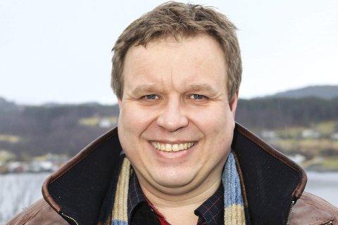 1 BRIGT SAMDAL: Dei tre fyrste månadane av året har vore prega av både enorm glede og djup sorg for grendelagsleiar Brigt Samdal i Eikefjord. Foto: David E. Antonsen