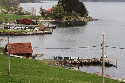 Ungdommane skal samle seg i Vevring for å lære om planane til Nordic Mining.