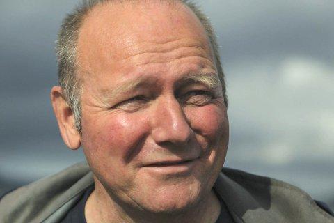 Jan Henrik Nygård, styreleiar for hydrogenprosjektet GKP7H2.