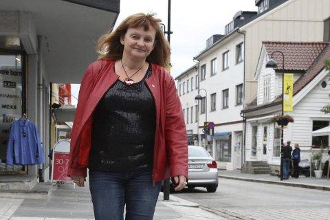 Fylkesordførar Åshild Kjelsnes er skuffa over statsbudsjettet.