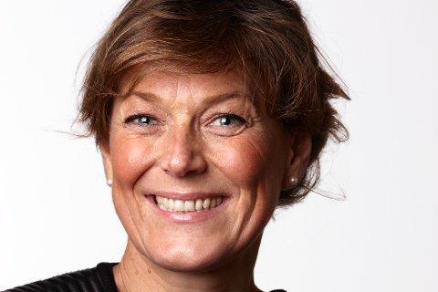 Grete Herlofsson, generalsekretær i Norske Kvinners Sanitetsforening.
