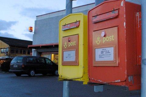 VARSLAR KUTT: Posten vurderer å levere post annakvar dag.