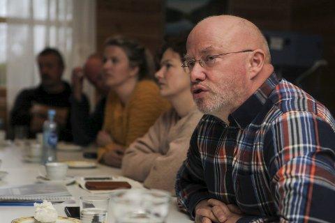 GLADSAK: Kommunalsjef Rolf Bjarne Sund frykta KORO-midlane på 800.000 kroner hadde gått tapt, no kjem den nye kommunen til å snu seg rundt.