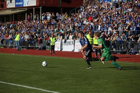 Neste år speler Florø Fotball i OBOS-ligaen.