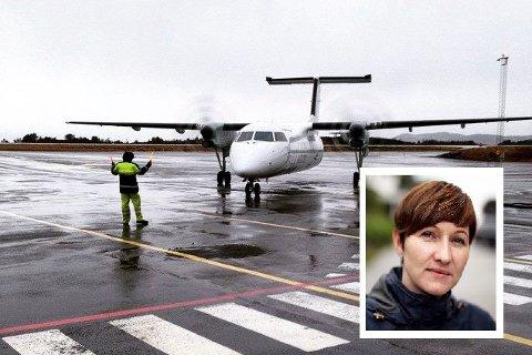 Håp om reversering? I helga vedtok eit samrøysta Sogn og Fjordane Høgre omkamp om kommersialiseringa av Florø Lufthamn.
