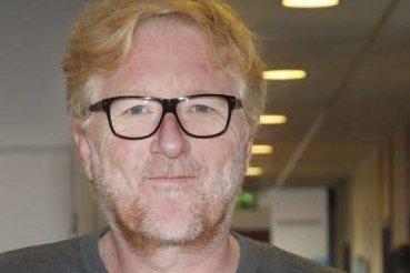 TIL FØRDE: Sogningen Kai Aage Pedersen blir ny redaktør i Firda.