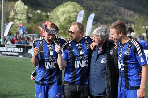 Førde - Florø 0-4 E. Hove, Kupen, R. Hove Kupen