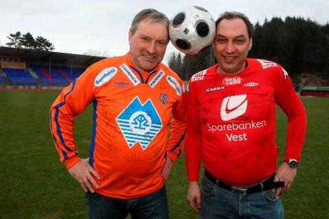 Ragnar Langedal og Anders Ole Sunnarvik
